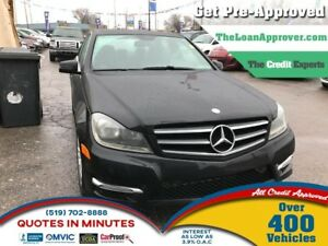 2014 Mercedes-Benz C-Class C300 4MATIC | LEATHER | ROOF | HEATED