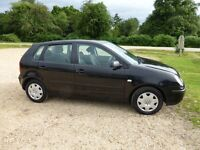 VW Polo 1.2S . 5dr. NEW MOT. Excellent service history. New battery.