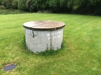 Concrete Manhole Ring 1500mm Dia