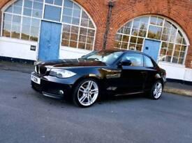 2010 BMW 120d Coupe M Sport 90k
