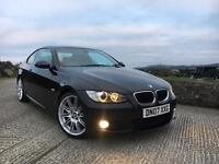 2007 BMW 320D M Sport Coupe. Fully loaded with extras. Finance Available
