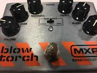 MXR Blow Torch Bass Pedal