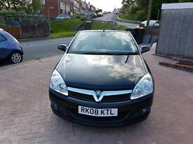 Vauxhall astra 1.8 twintop convertible