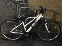 Apollo women's hybrid bike