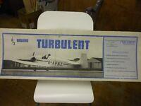 1/3 Scale Druine Turbulent Kit