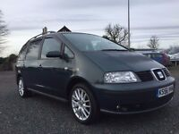SEAT ALHAMBRA 1.9 TDi 7 SEATS - VERY GOOD CONDITION , FORD GALAXY DIESEL