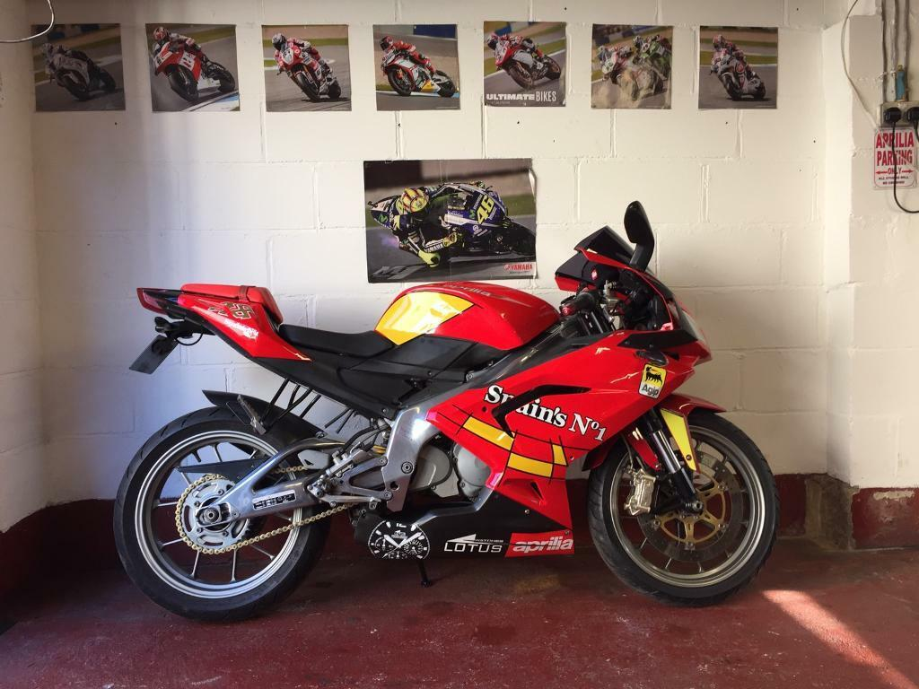 Aprilia Rs 125 fp 09 Spain's no1 2 owners Hpi clear great condition