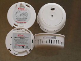 Smoke alarms - lithium battery powered - four available - will sell one to four