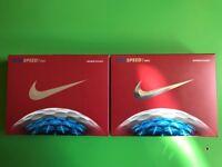 2 Dozen Nike Red RZN Golf Balls (New & Boxed)