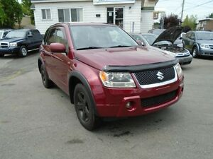2007 Suzuki Grand Vitara JX / AUTOMATIQUE