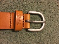 Levi Leather Belt