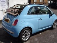 FIAT 500 C WANTED