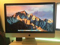 "iMac Retina 5K, 27"", Late 2014. 3.5Ghz i5, 12GB RAM, AMD Radeon R9 M290X 2048MB, 1.12TB Fusion Drive"