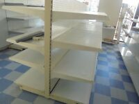 GONDOLA SHELVING FOR SALE - CHEAP , NEEDS TO GO ASAP