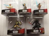 Disney Infinity Star Wars 3.0 x5 figures