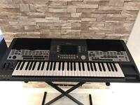 Yamaha PSR - 9000 Keyboard + Stand etc.