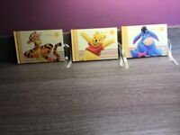Winnie the Pooh character baby photograph albums