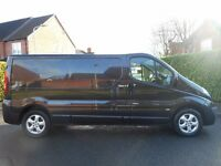 FINANCE ME!! NO VAT!! Beautiful Lwb Vauxhall Vivaro Sportive with only 77k ,FULL SERVICE HISTORY!!