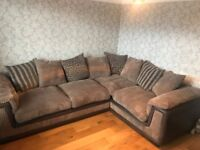 4 Month old couch, excellent condition, DFS sofa, was £899