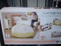 SAMSONITE TRAVEL/BEACH BUBBLE pop up