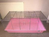 LARGE RABBIT/GUINEE PIG CAGE