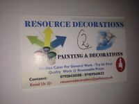 Painting and Decorating Works