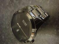 Hugo Boss watch HB-269-1-49-2792 / HB1513223 Ceramic Black super condition
