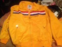 Adidas Jacket (YELLOW) BRAND NEW £22