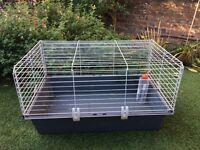Indoor guinea pig/ rabbit hutch
