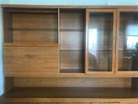 Cabinet/Sideboard with drinks cabinet, drawers and cupboards