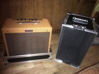 Fender Tweed Blues Junior (flight cased)