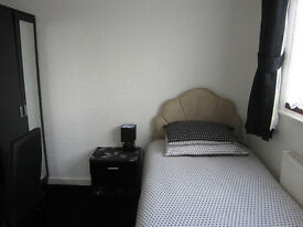 Lovely clean room in quiet village 4 miles approx from Preston City Centre