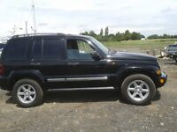 2005 Low Milage Jeep Cherokee