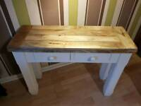 Solid mango furniture in excellent condition