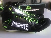 Boxing shoes footwear boots fitness gear