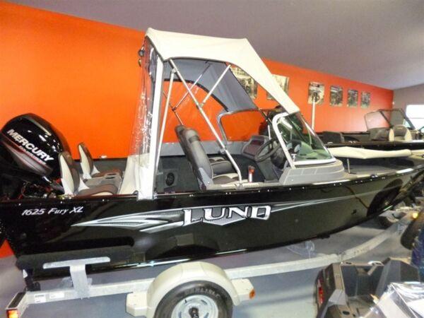 Used 2014 Lund Boat Co 1625 FURY XL SPORT