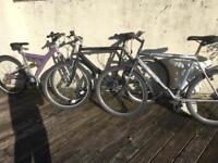 3 26 inch wheel bikes