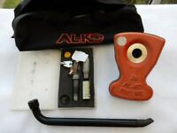 Alko Sold Secure Wheel Lock - Lozenge No. 26