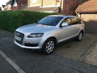 Audi q7 3.0 diesel, 7 seater,not bmw,vw,volvo. NO offers!!!Quick Sale!