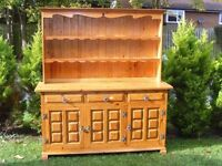 CAN DELIVER - BEAUTIFUL SOLID PINE DRESSER