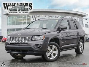 2015 Jeep Compass Sport/North - LEATHER, 4X4