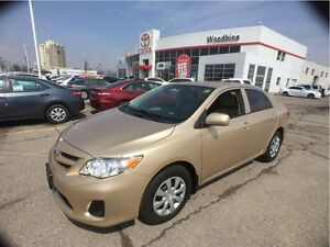 2013 Toyota Corolla CE Convenience Package w/ Tinted Windows