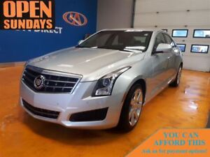 2013 Cadillac ATS 2.0L Turbo Luxury rwd! SUNROOF!