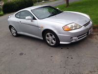 2003 Hyundai Coupe 1.6 Petrol