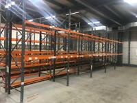 Heavy Duty Dexion Pallet Racking/Shelving |90x Bays Available|