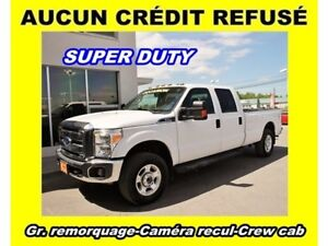 2016 Ford F-250 4X4 V8 CREW CAB *ATTENTE APPROBATION*