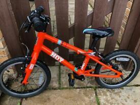 Hoy Bonaly 16 Inch Kids bike (Orange)