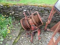 Igland 4000 Double Drum Tractor Winch