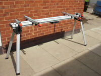 Metabo universal extendable saw stand