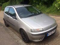 Fiat Punto Active Sport 1.2L 3 Door Hatchback (2002)